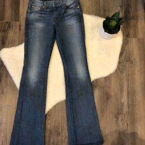 7 For All Mankind Jeans- A Pocket- size 28